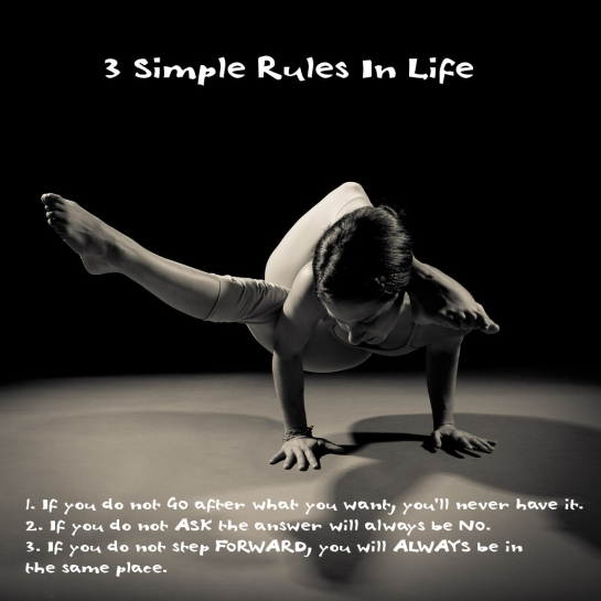 Rules to Live and Love by.